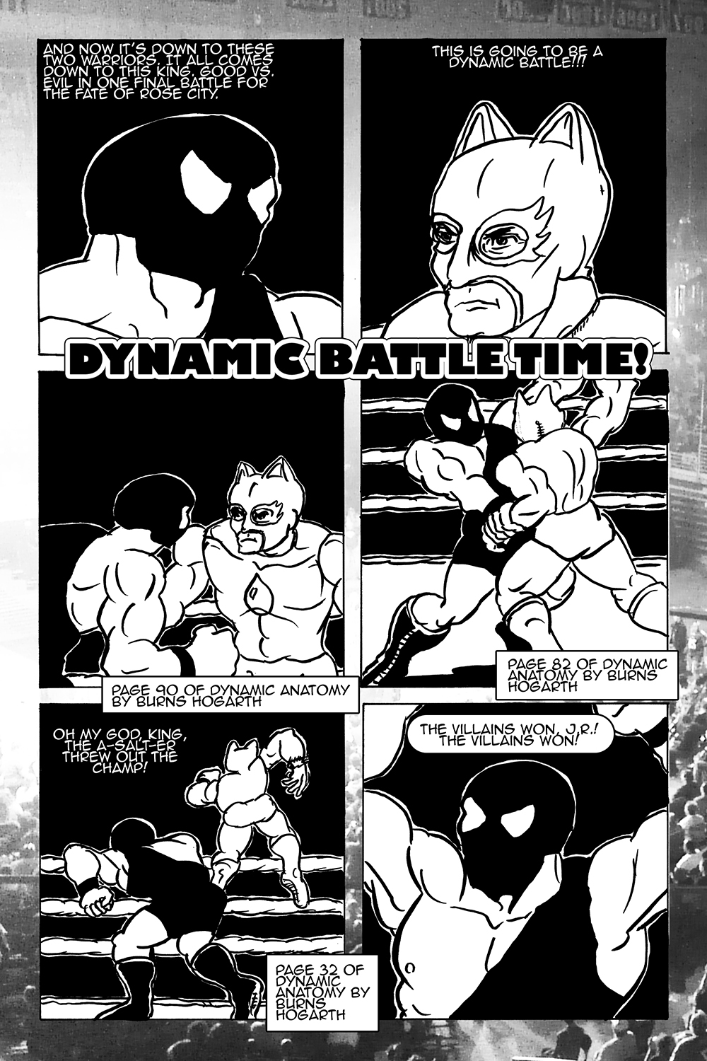 Dynamic Battle