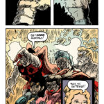 Cronus and the Norse gods fight it out.