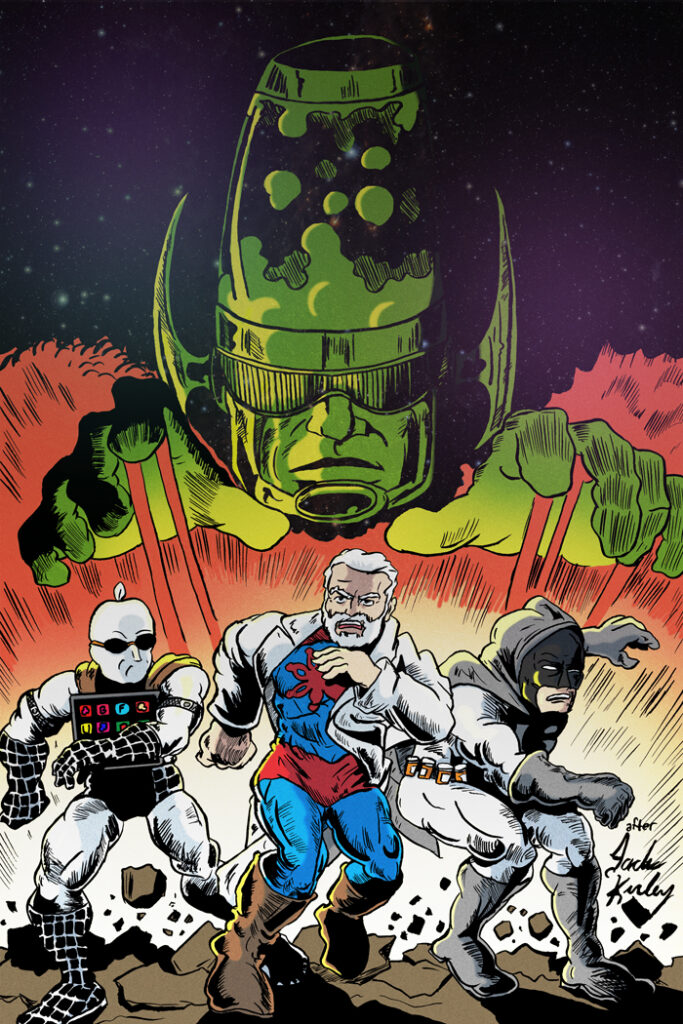 Cover to Issue #11
